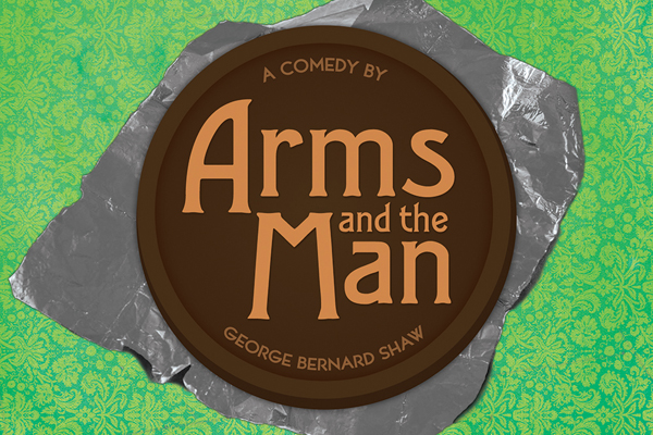 Arms and the Man logo1