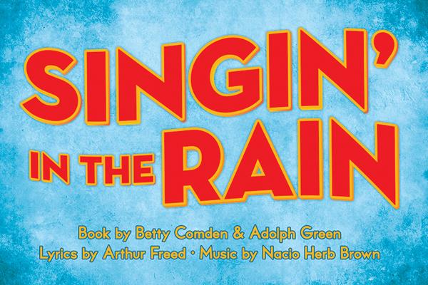 Singing in the Rain LOGO1