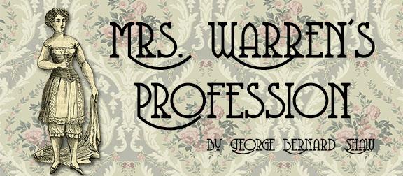 Mrs Warren FB Banner